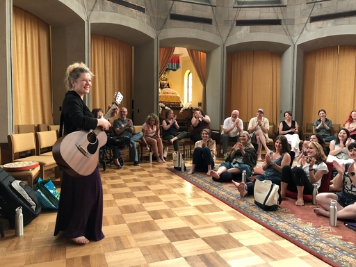 Dar Williams Retreat Salon